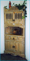 Great Southwest Corner Hutch