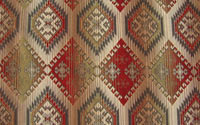 Outlaw Red, Southwest Upholstery Fabric