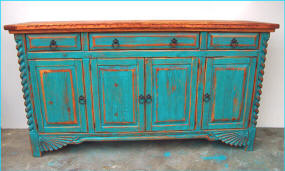 Great Southwest Buffet Turquoise