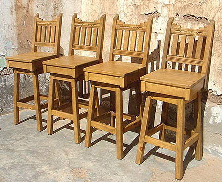 New Mexico Barstools, NMBS-0012