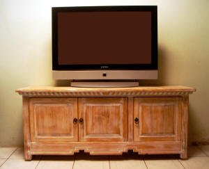 Southwest Flat Screen Cabinets