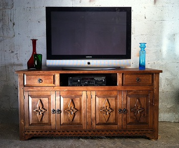 New Mexico Flat Screen TV Stand
