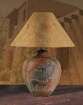 Gila River Table Lamp